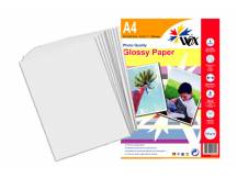 Papel wox glossy fotográfico a4 180grs. X 20 uds.