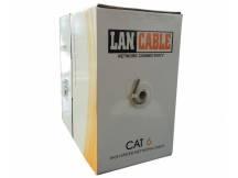 Cable utp nrg+ cat6e 305 metros - cobre