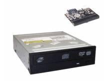 Grabadora HP DVD±RW DL lightscribe IDE + SATA