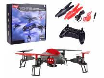 Drone cuadcoptero Attop 20cm con camara