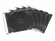Caja para CD slim X 200 unidades