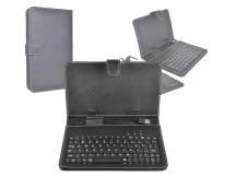Teclado Micro USB y estuche para tablets de 7''