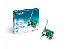Tarjeta de red PCIe 10/100/1000 Mbps TP-Link