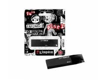 Pendrive Kingston 16GB USB 2.0 DTSE BK