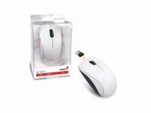 Mouse inalambrico Genius Blueeye NX-7000 USB blanco
