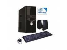 Equipo nuevo Intel dual core g3260, 4gb, DVDRW sin disco