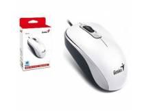 Mouse Genius DX-110 USB Blanco