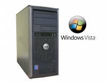 Core2duo 2.66Ghz, 3GB, 160GB, DVD, Windows Vista