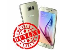 Samsung G920f Galaxy S6 32GB dorado (Usado)
