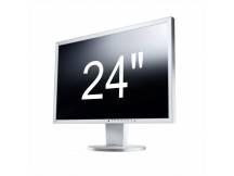 Monitor LCD EIZO 24 wide grado A+ Blanco