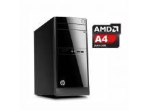 Equipo nuevo HP AMD Quadcore A4-5000 1.5Ghz 2gb, 250gb, DVDRW