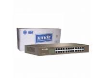 Switch 24 puertos 10/100 Tenda rackeable
