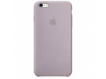 Estuche original iPhone 6S Plus silicona lavanda