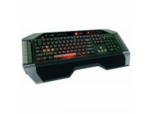 Teclado Gamer Mad Catz mecanico ingles