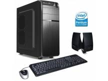 Equipo nuevo Intel dual core G4560, 4gb, DVDRW sin disco