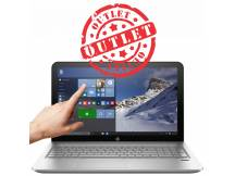 Notebook HP Core i7 2.6ghz, 8GB, 1TB, 15.6'' FHD Touch, Win 10 (con detalles)