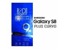 Vidrio Templado para Samsung S8 Plus Curvo