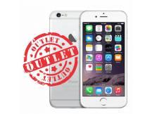 Apple iphone 6 64GB plateado usado
