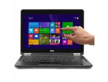 Notebook DELL Core i7 3.3ghz, 8GB, 256GB SSD, 12.5 FHD Touch, Win 8.1 Pro