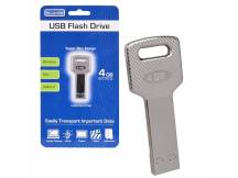 Pendrive llave Tech Universe 4GB USB 2.0
