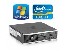 Equipo HP Core i3 3.1Ghz, 4GB, 160GB, DVD-RW, WIN 7