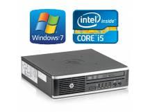 Equipo HP Core i5 2.5Ghz, 4GB, 320GB, DVD-RW, WIN 7