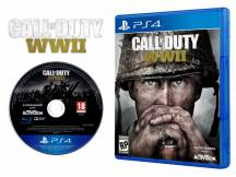 Juego Call of Duty: WWII - PS4