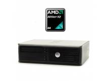 AMD Dual Core 2.0Ghz, 2GB, 80GB, sin DVD