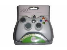 Joystick xbox/pc 360 Xtreme cableado blanco