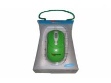 Mini mouse optico Xtreme USB verde