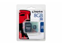 Memoria Micro-SD kingston 8GB