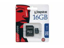 Memoria Micro-SD kingston 16GB