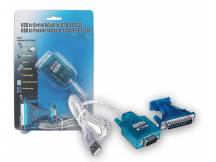 Adaptador USB a Serial rs232 9 pin