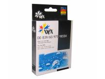 Cartucho brother dcp-125 negro lc985bk