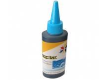 Tinta wox a granel 100ml color light cyan