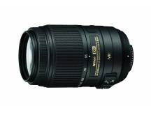 Lente Nikon 55-300mm DX VR