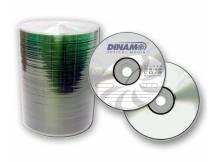 CD-R Dinam 52x 80 min bulk X 100 unidades