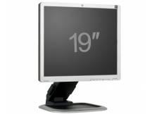 Monitor LCD 19 grado A+ negro