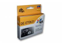 Cartucho Epson c67 / c87 / cx3700 / cx4100 / cx4700 negro t0631 (negro)