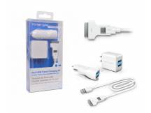 Cargador innergie duo kit USB iphone ipad android