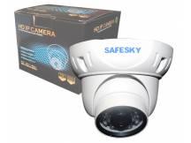 Camara IP safesky HD 720p exterior domo