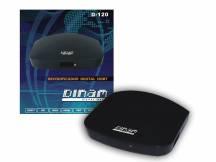 Sintonizador digital ISDB-T Dinam D-120 FULL HD