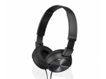 Auriculares Sony mdr zx310 gris/negro