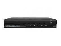 DVR HD 720p safesky hibrido para 8 camaras