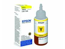 Botella de Tinta Epson a granel 70ml color amarillo