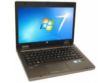 Notebook HP Celeron B810 1.60Ghz, 4GB, 250GB, 14'', Win 7