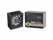 Fuente Deepcool 550w reales 80 plus gold