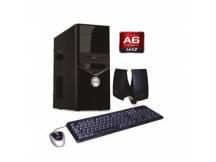Equipo nuevo amd A6-7400 4gb, DVDRW, sin disco
