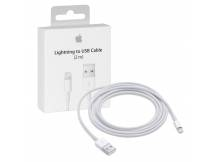 Cable original para iPhone 2m de largo