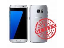 Samsung G935fd Galaxy S7 Edge Dual LTE silver (Usado)